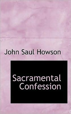 Sacramental Confession