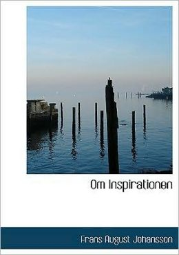 Om Inspirationen (Large Print Edition)