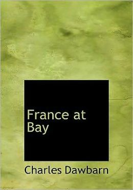 France At Bay (Large Print Edition)