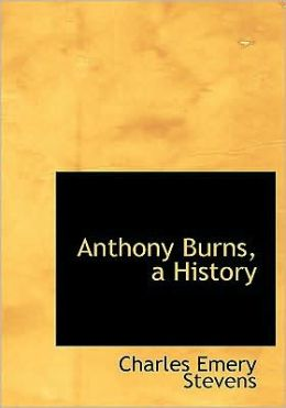 Anthony Burns, A History (Large Print Edition)