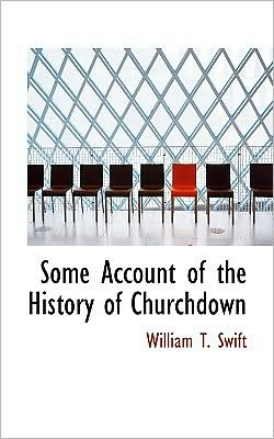 Some Account Of The History Of Churchdown