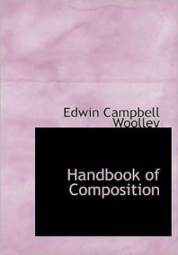 Handbook Of Composition (Large Print Edition)