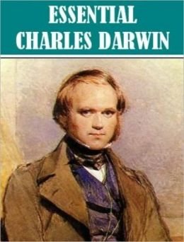 Essential Charles Darwin (8 books)
