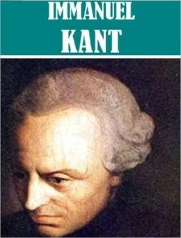 4 Books By Immanuel Kant