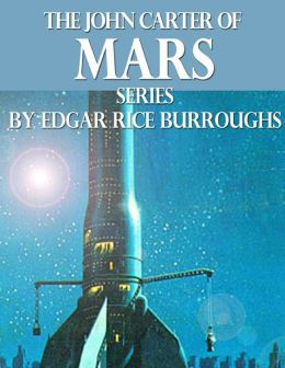 John Carter of Mars Series