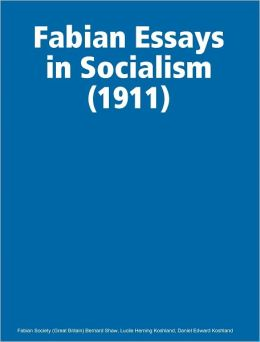 Fabian essays in socialism (1911)