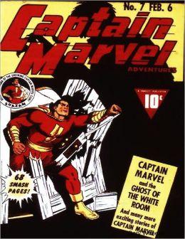 Captain Marvel Adventures 7