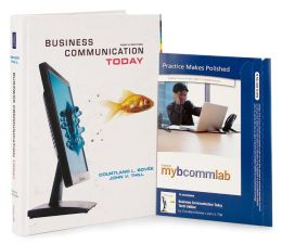 Business Communication Today (Custom Package)