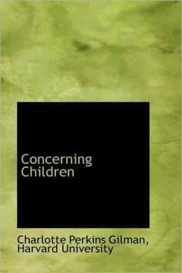 Concerning Children