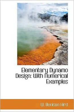 Elementary Dynamo Design: With Numerical Examples