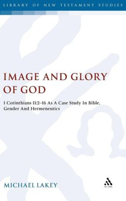 Image And Glory Of God
