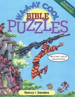 Wa-a-ay Cool Bible Puzzles