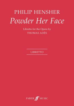 Powder Her Face: Libretto, Libretto