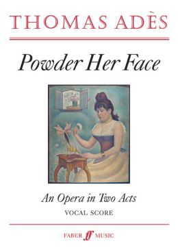 Powder Her Face: Vocal Score, Vocal Score