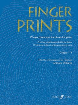 Fingerprints for Piano: Grade 1-4