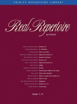 Real Repertoire for Piano: Book & CD