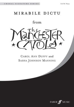 Mirabile Dictu: From Manchester Carols, Choral Octavo