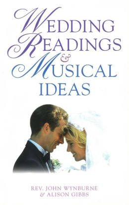 Wedding Readings & Musical Ideas