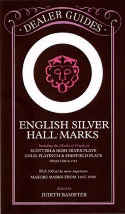 English Silver Hall-Marks