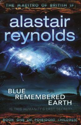 Blue Remembered Earth (Poseidon's Children Series #1)