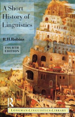 A Short History of Linguistics