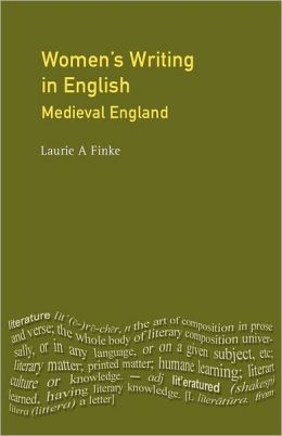 Women's Writing in English : Medieval England