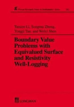 Boundary Value Problem with Equi-Valued Surface and the Resistivity Well-Logging