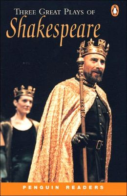 Three Great Plays of Shakespeare, Level 4