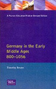 Germany in the Early Middle Ages c. 800-1056