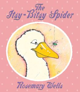 Itsy-Bitsy Spider (Bruno and Boots Book Series)