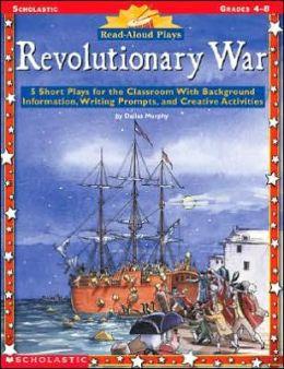 Essay prompt on revolutionary war
