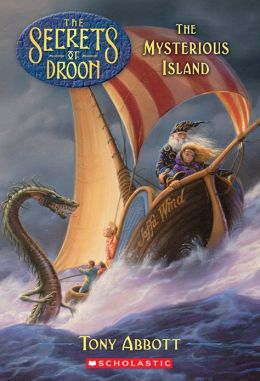 The Mysterious Island (Secrets of Droon Series #3)