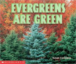 Evergreens Are Green