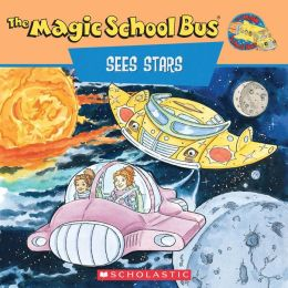 The Magic School Bus Sees Stars: A Book About Stars (Magic School Bus Series)