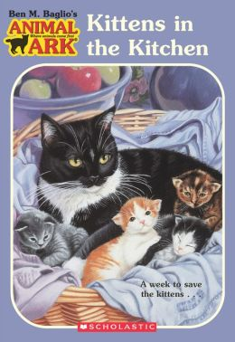 Kittens in the Kitchen: (Animal Ark Series #1)