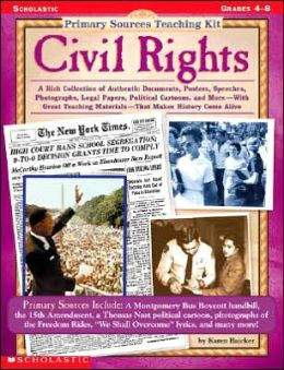 Primary Sources Teaching Kit: Civil Rights