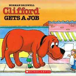 Clifford Gets a Job