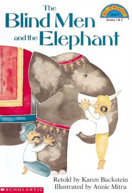 Blind Men and the Elephant (Hello Reader! Series)