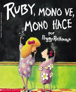 Ruby, mono ve mono hace (Ruby the Copycat)