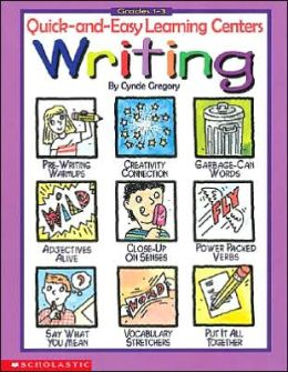 Writing: Quick-and-Easy Learning Centers