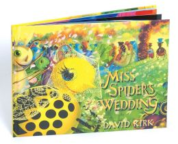 Miss Spider's Wedding
