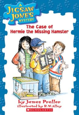 The Case of Hermie the Missing Hamster (Jigsaw Jones Series #1)