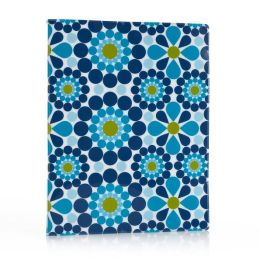 Jonathan Adler Meadow Mosaic Blue Teal Presentation Book (8.5x11)