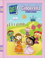 Cinderella - Sticker Stories
