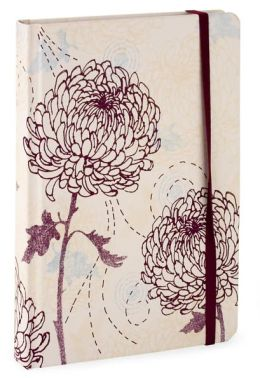 Chrysanthemum Lined Journal (6x8)