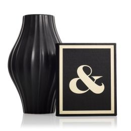 Jonathan Adler Punctuation Cover in Black