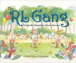 The RL Gang: A Magically Magnificent School Adventure