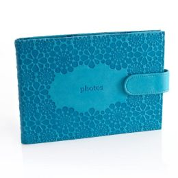 Jonathan Adler Meadow Mosaic Soft Teal Photo Wallet (6x4 Photos)