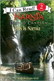 This is Narnia: Prince Caspian (I Can Read! Series)