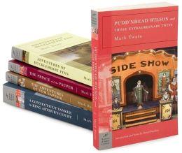 Twain Library (Barnes & Noble Classics Series)